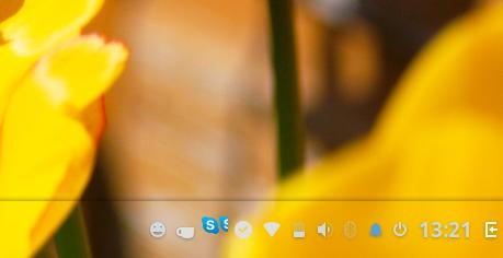 Skype tray icon - Solus Forum