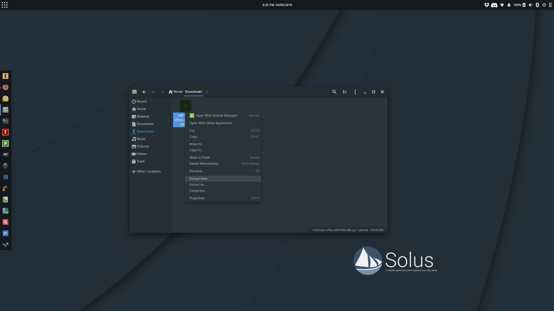 Software Installation Not In Repo - Solus Forum