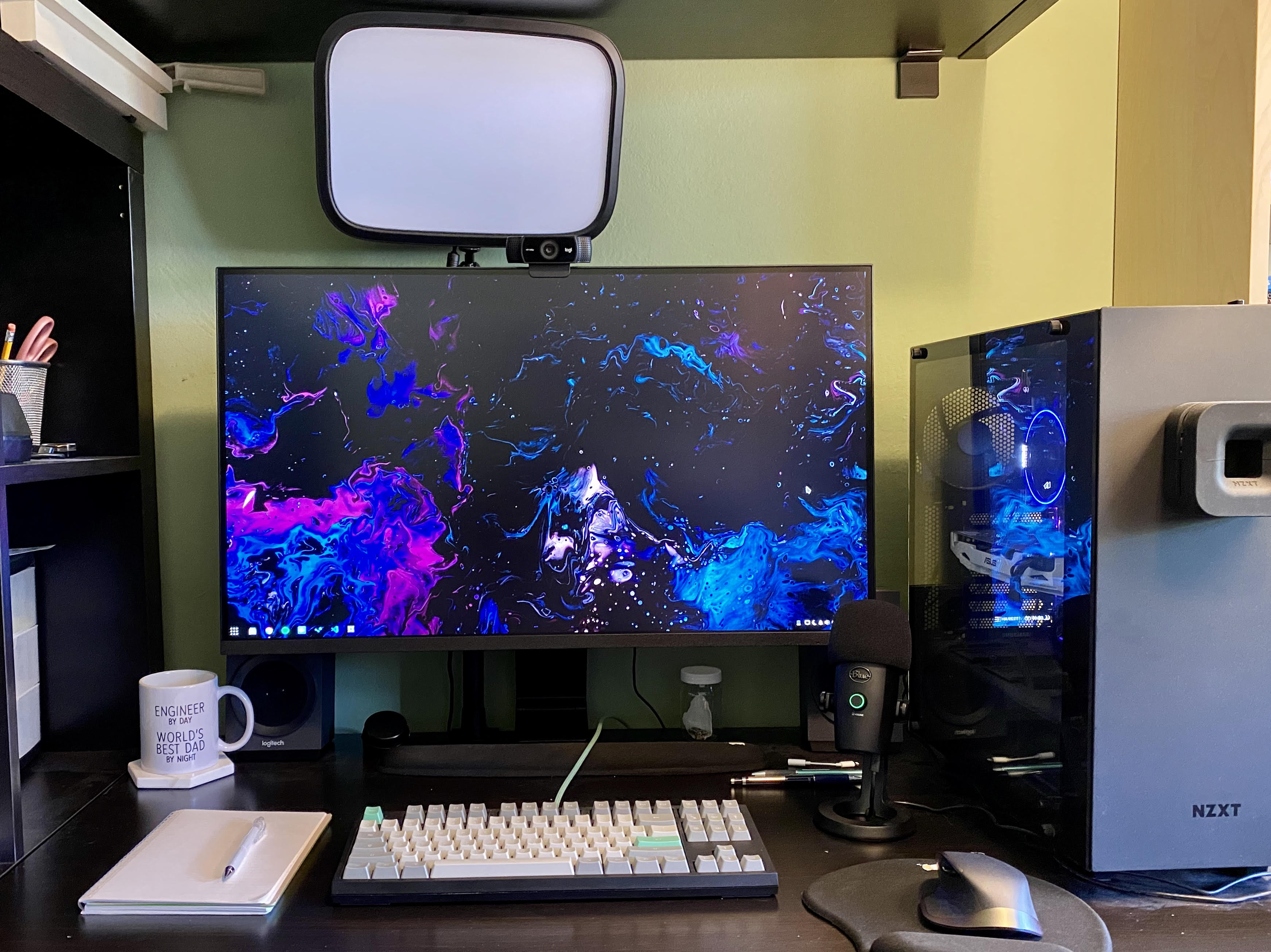 Show Your Pc Laptop Gaming Setup Solus Forum